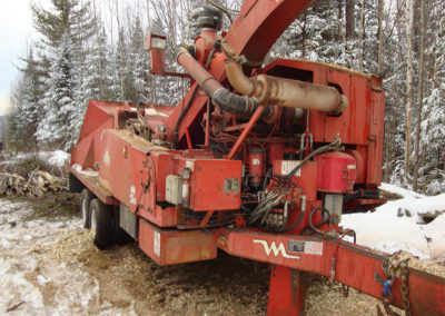 Photo of a 2007 Morbark 30/36 Drum Chipper