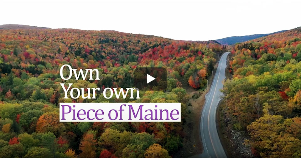 Click to View Video of The Maine Land Store Promo Video